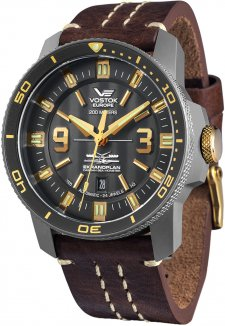 Vostok Europe NH35A-546H515 - zegarek męski