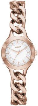 DKNY NY2214-POWYSTAWOWY - zegarek damski