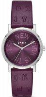 Zegarek damski DKNY pasek NY2762 - duże 1
