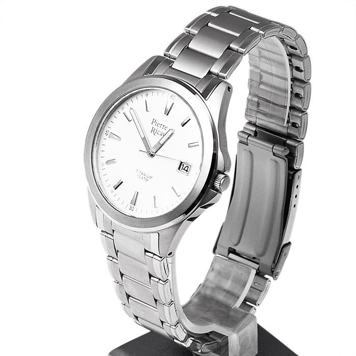 Pierre Ricaud P16721.4112Q męski zegarek Bransoleta bransoleta