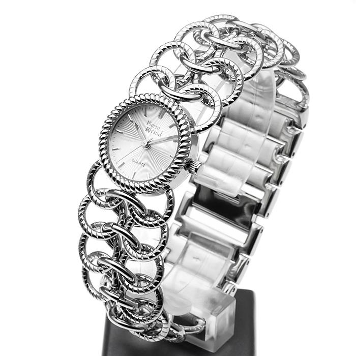 Pierre Ricaud P3123.3113Q damski zegarek Bransoleta bransoleta