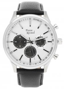 Pierre Ricaud P60014.5213QF - zegarek męski