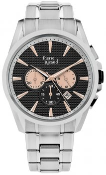 Pierre Ricaud P60017.51R4CH - zegarek męski