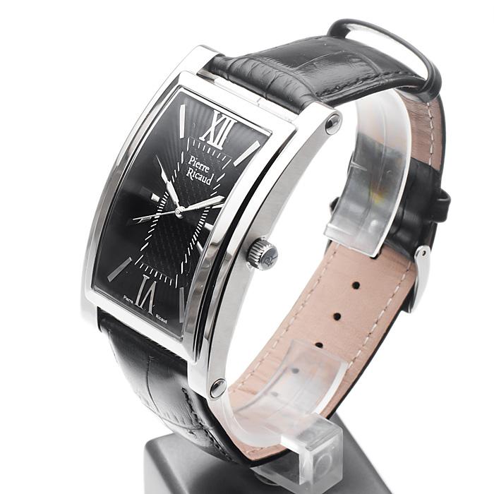 Pierre Ricaud P91019.5264Q męski zegarek Pasek pasek