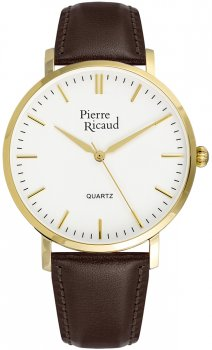 Pierre Ricaud P91074.1B13Q - zegarek męski