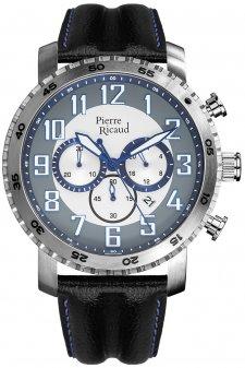 Pierre Ricaud P91081.52B3CH - zegarek męski