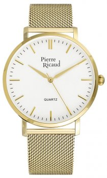Pierre Ricaud P91082.1113Q - zegarek męski