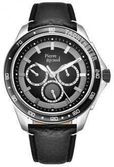 Pierre Ricaud P97217.Y217QF - zegarek męski