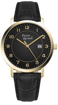 Pierre Ricaud P97229.1224Q - zegarek męski