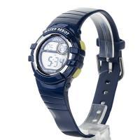 Lorus R2381HX9 Dla dzieci sportowy zegarek niebieski