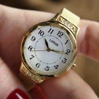 Zegarek damski Lorus RG232LX9 - duże 3