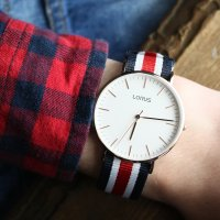 Lorus RH884BX9 zegarek męski Klasyczne