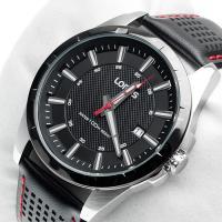 Lorus RS963AX9 zegarek srebrny klasyczny Sportowe pasek