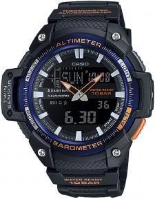 Casio SGW-450H-2BER - zegarek męski