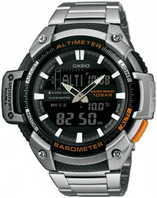 Casio SGW-450HD-1BER - zegarek męski