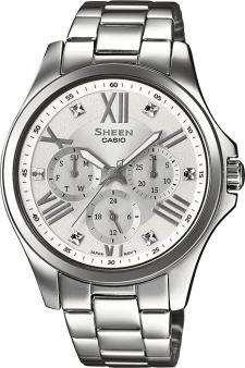 Sheen SHE-3806D-7AUER-POWYSTAWOWY - zegarek damski