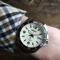 Seiko SKA749P1 zegarek męski Kinetic