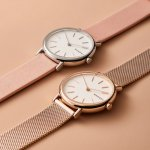 zegarek Skagen SKW2694 różowe złoto Signatur