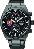Zegarek męski Seiko  chronograph SNN267P1 - duże 1