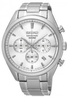 Seiko SSB221P1 - zegarek męski