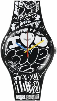 Swatch SUOB125 - zegarek damski