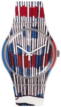Swatch SUOM101 - zegarek męski