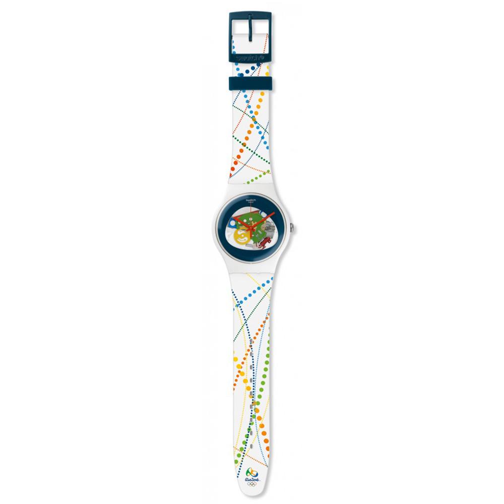 Swatch SUOW128 zegarek męski Originals New Gent