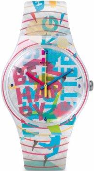 Swatch SUOZ196 - zegarek damski