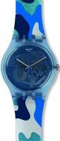 Zegarek męski Swatch  originals new gent SUOZ215 - duże 1