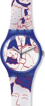 Swatch SUOZ217 - zegarek męski
