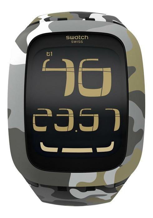 Swatch SURB105 zegarek damski Touch