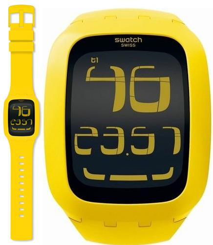 Swatch SURJ101 zegarek damski Touch