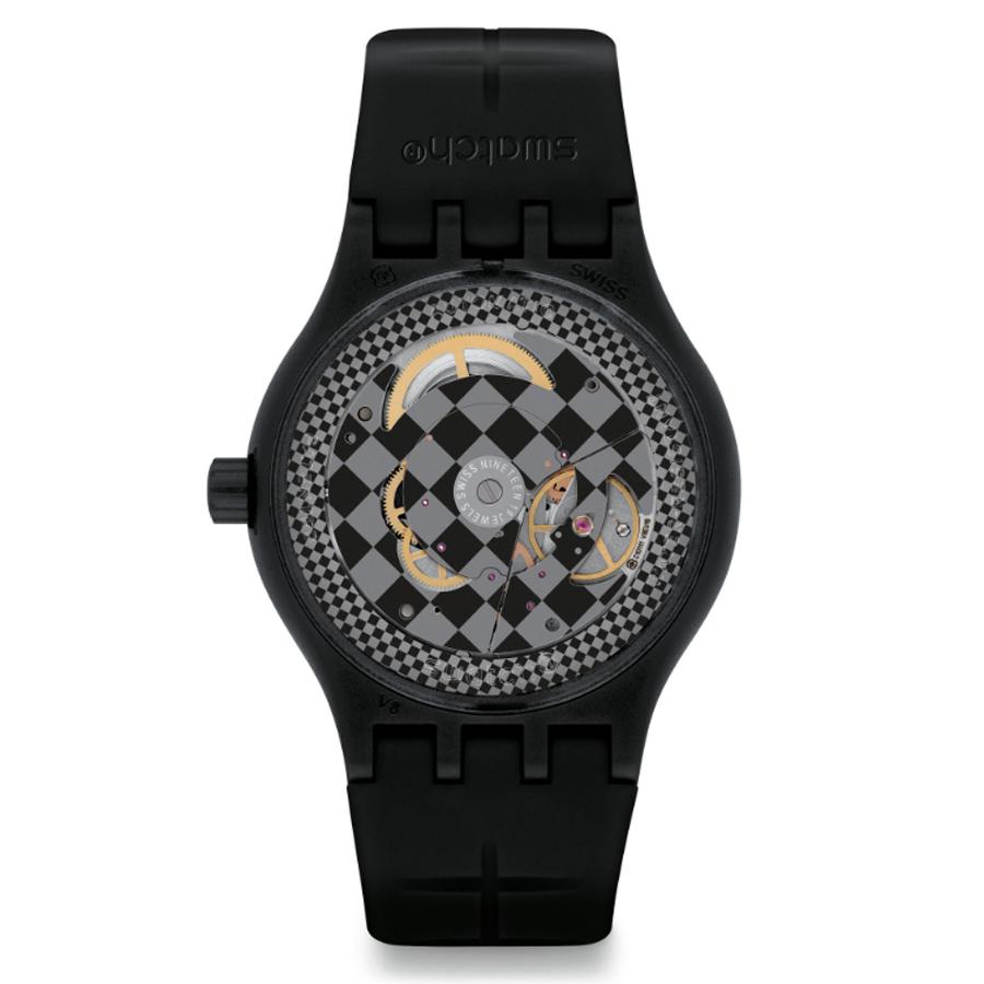 Swatch SUTB406 zegarek męski Originals Sistem 51
