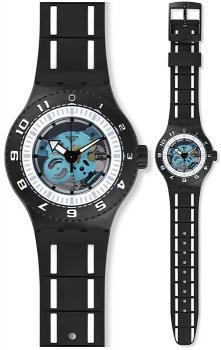 Swatch SUUB101 - zegarek męski