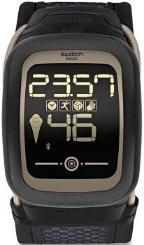 Swatch SUVB100B - zegarek męski