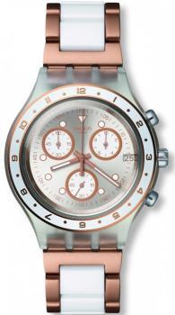 Swatch SVCK4080AG - zegarek męski