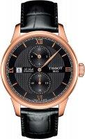 Zegarek męski Tissot  le locle T006.428.36.058.02 - duże 1