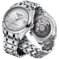 Tissot T035.207.11.031.00 zegarek damski Couturier