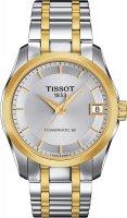 Zegarek damski Tissot T035.207.22.031.00 - duże 1