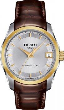 Tissot T035.207.26.031.00 - zegarek damski