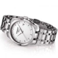 Zegarek damski Tissot couturier T035.210.11.011.00 - duże 4