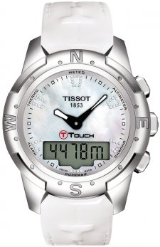 Tissot T047.220.46.116.00 - zegarek damski