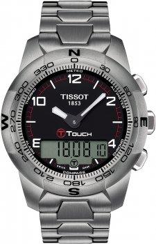 Tissot T047.420.44.057.00 - zegarek męski