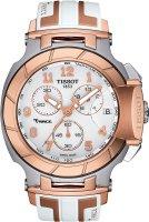 Zegarek damski Tissot  t-race T048.417.27.012.00 - duże 1