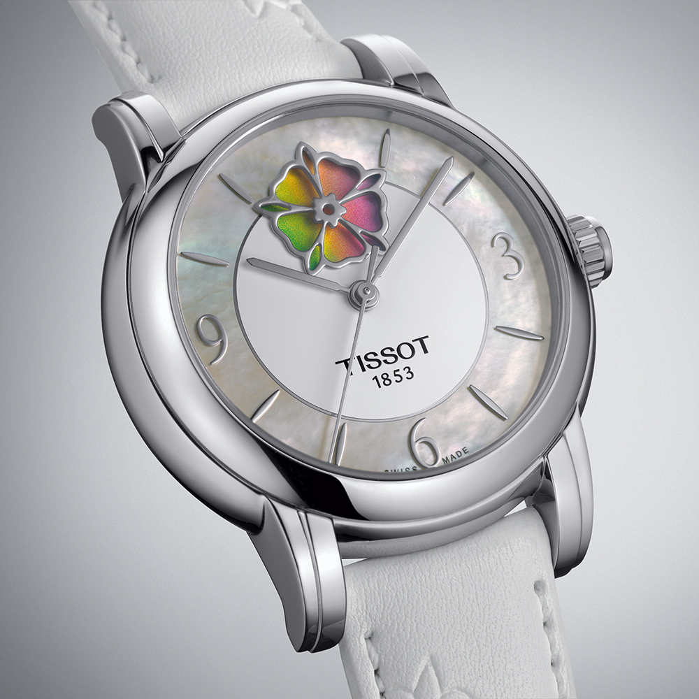 Tissot T050.207.17.117.05 zegarek damski Lady Heart