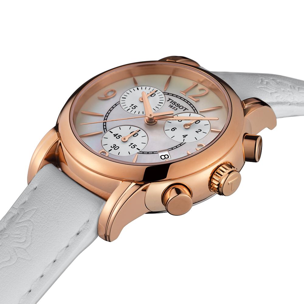 Tissot T050.217.37.117.00 zegarek damski Dressport