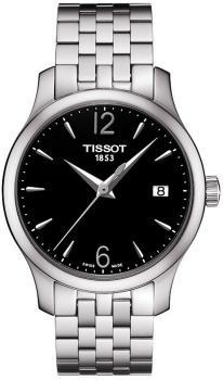 Tissot T063.210.11.057.00 - zegarek damski
