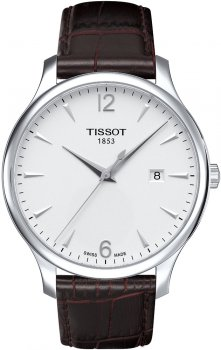 Tissot T063.610.16.037.00 - zegarek męski