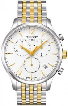 Tissot T063.617.22.037.00 - zegarek męski