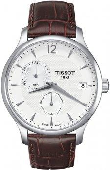Tissot T063.639.16.037.00 - zegarek męski